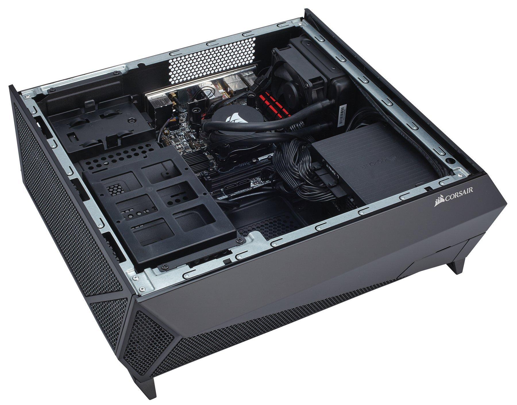 CORSAIR Bulldog (2.0) High Performance PC Barebone Kit by Corsair (Image #7)