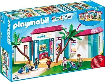 PLAYMOBIL 8 - Vacation Hotel - Family Fun