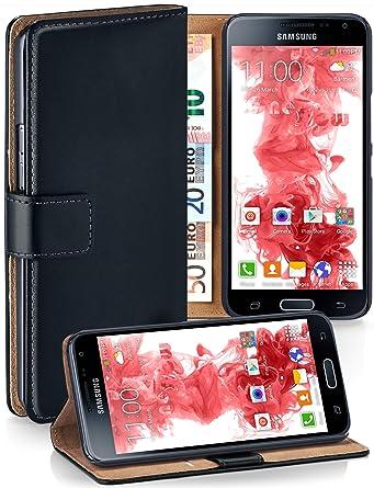 4a2320a26f2 Bolso OneFlow para Funda Samsung Galaxy K Zoom Cubierta con Tarjetero |  Estuche Flip Case Funda