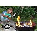 Amazon Com Campfire Hot Dog Amp Marshmallow Roasting Forks