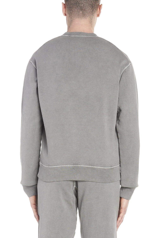 b5fcac989 Dsquared2 Men's S71GU0289S25030816 Grey Cotton Sweatshirt Sweatshirt ...