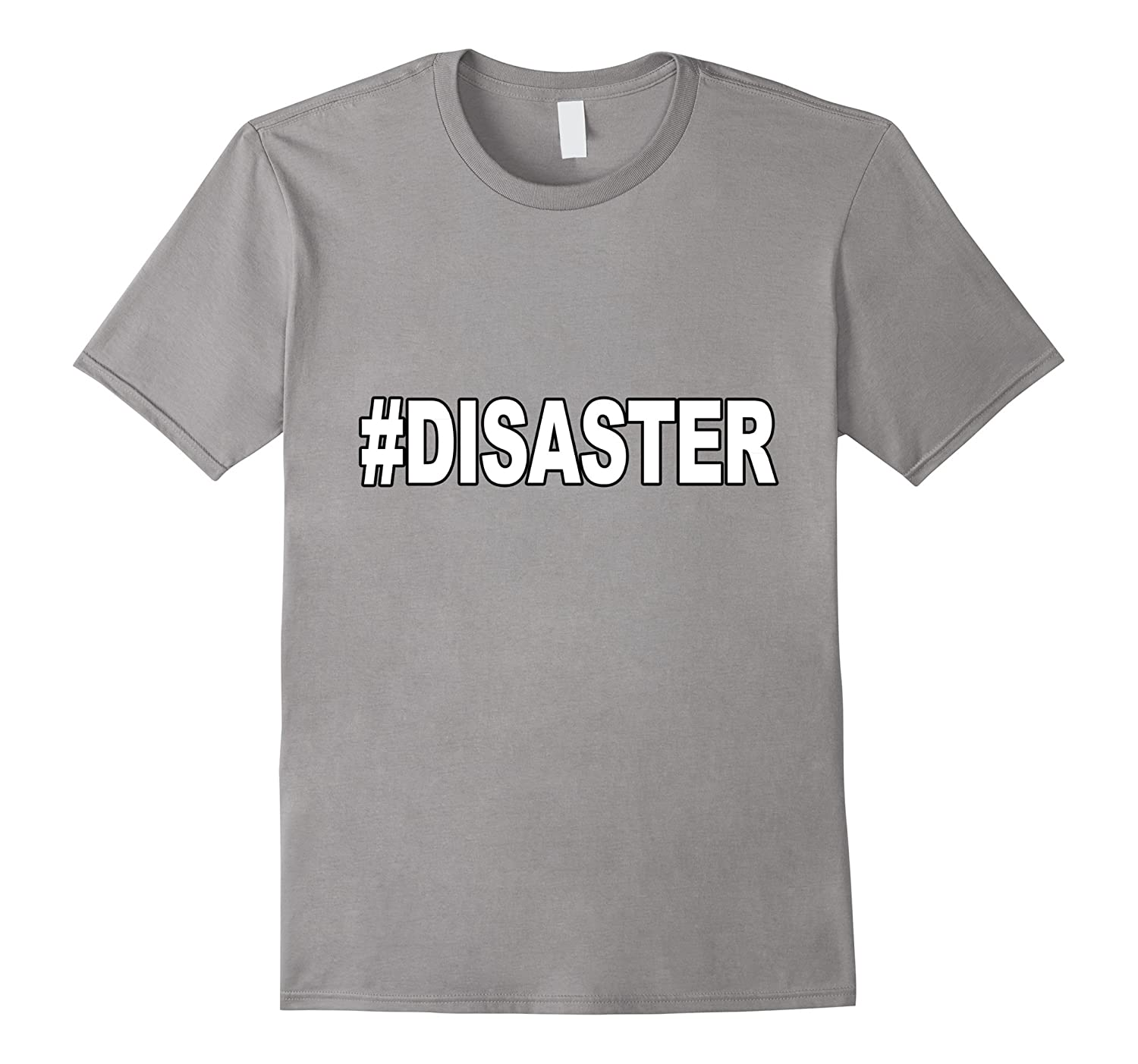 Disaster Relaxed Fit T-Shirt-TD