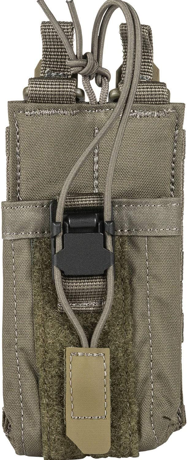 5.11 Tactical Flex Compact Style # 56428 Lightweight Radio Pouch Ranger Green