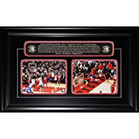 Kawhi Leonard Toronto Raptors 2019 NBA Eastern Conference Semi Finals Game 7 Buzzer Beater 2 Photograph Frame