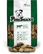 PureSnacks PureBites Beef Liver Value Size Dog Treats, 6.98-Ounce/198 Gram