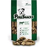 PureSnacks Beef Liver Freeze-Dried Treats for Dogs