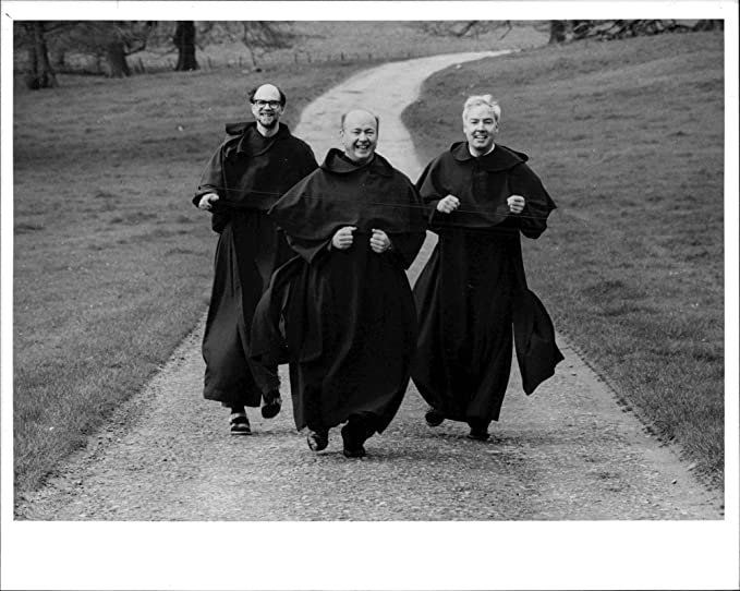 Amazon com: Vintage photo of Carmelite Monastery in Dolgellau, Wales