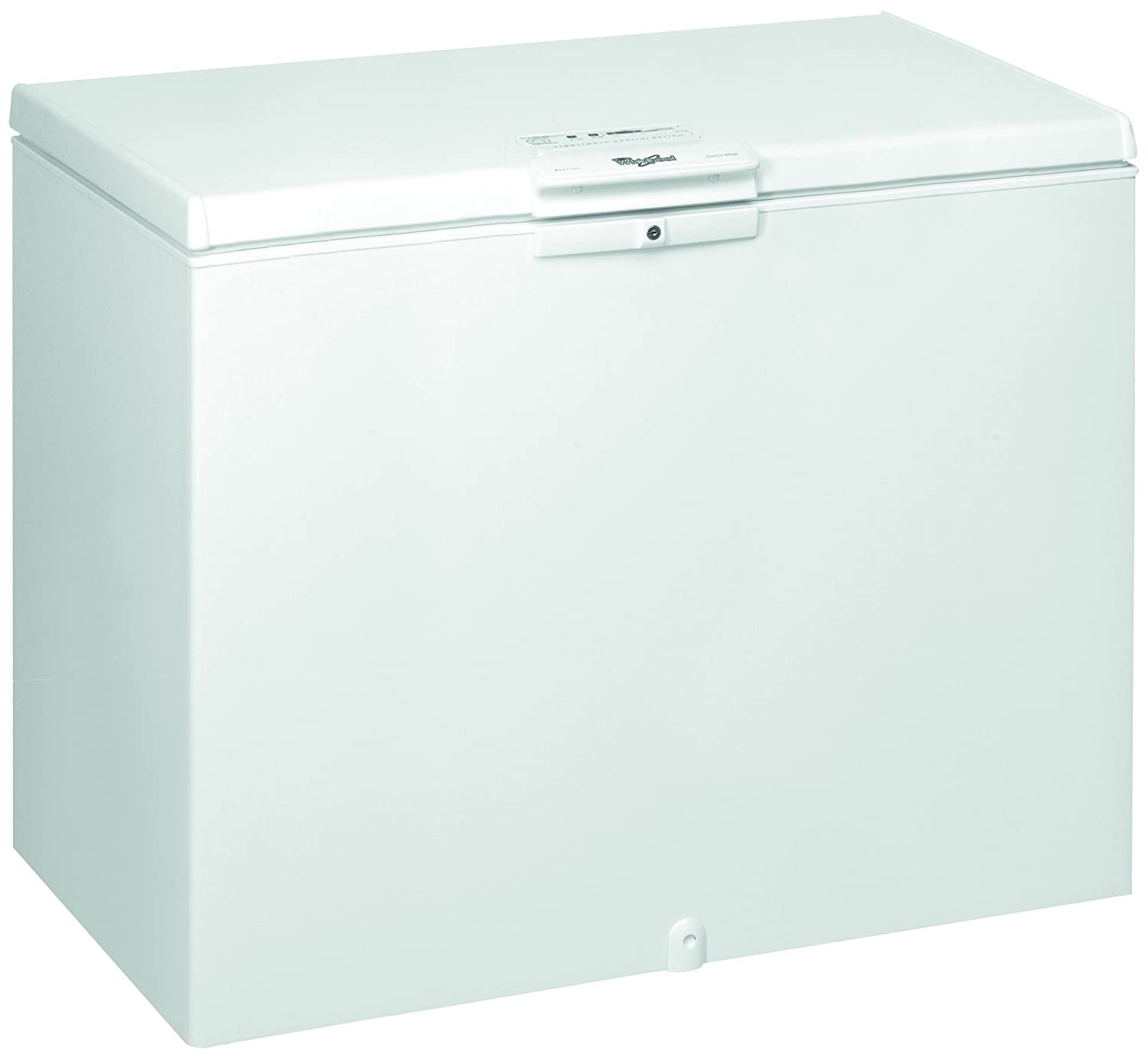 Whirlpool WHE28333 Independiente Baúl 274L A+++ Blanco ...
