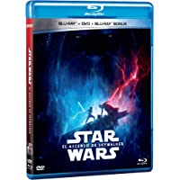 Star Wars El Ascenso de Skywalker (Blu-ray+DVD)