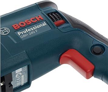 BOSCH 0611273000 GBH 240 F Martillo perforador con SDS Plus 790 W