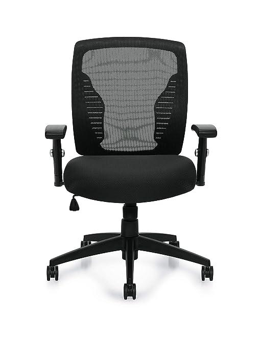 Amazon.com: Sillas de oficina para muebles, asiento de malla ...