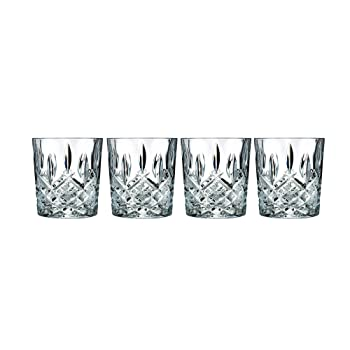Marquis By Waterford 165118 Markham Set Of 4 Whiskey Glasses