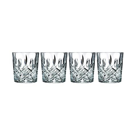 89836a1a51f7 Amazon.com  Marquis by Waterford 165118 Markham Double Old Fashioned Glasses