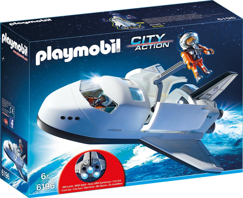 Raumschiff Spielzeug Playmobil Space Shuttle