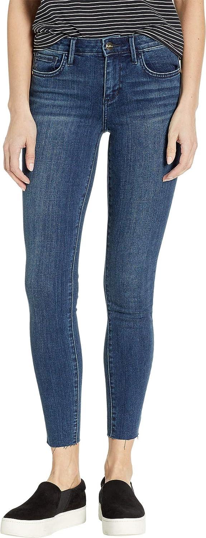 Sam Edelman Womens Kitten Mid-Rise Ankle Skinny Jeans in Emma