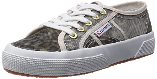 Superga Damen 2750 Animalnetw Sneakers