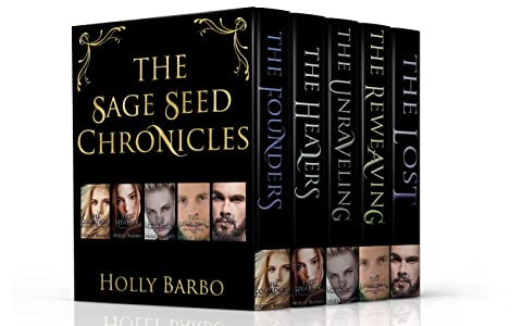 The Sage Seed Chronicles (Omnibus Edition)