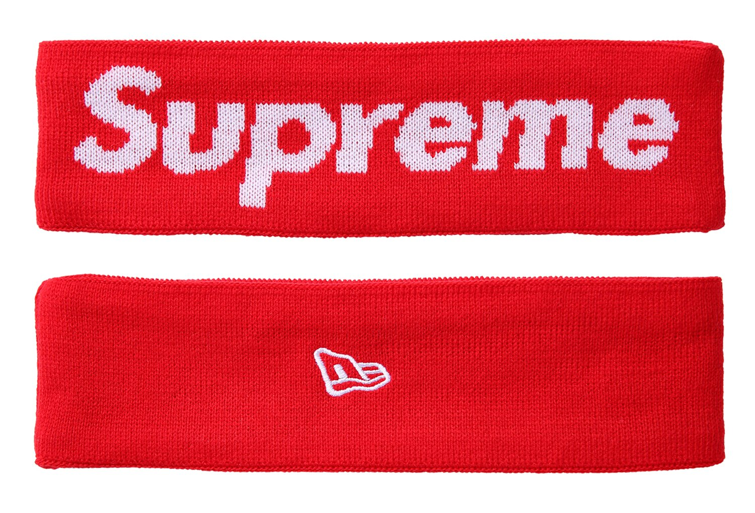 The Mass Sweatband Supreme Headband Perfect for Basketball, Running, Football, Tennis-Fits for Men and Women (Red) by The Mass