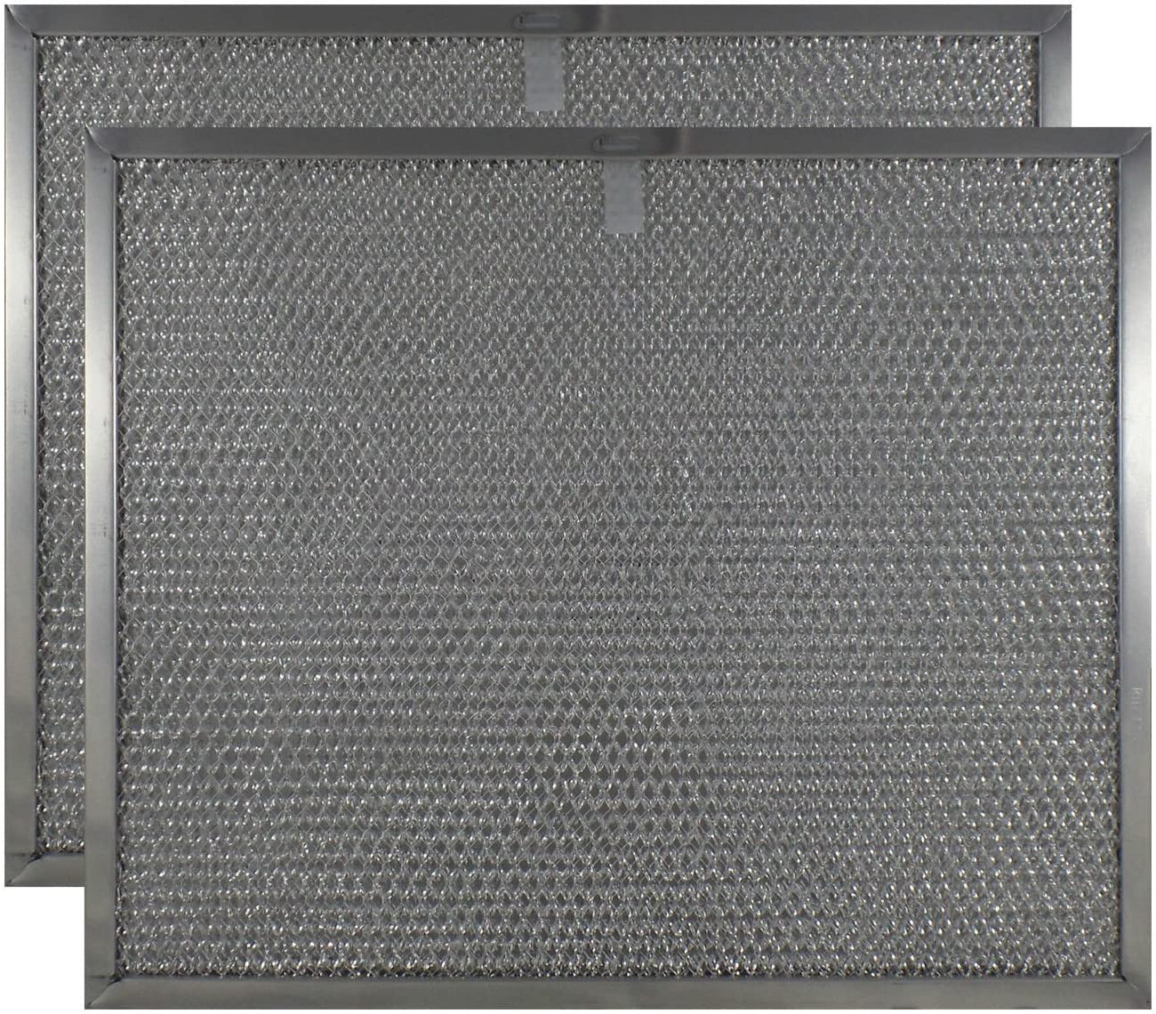 "Replacement Range Hood Filter Compatible with Broan Model BPS1FA30 (2-Pack) - 11-3/4"" X 14-1/4"" X 3/8"""