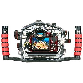 Amazon.com: Ikelite 6801.53 carcasa submarina para cámara ...