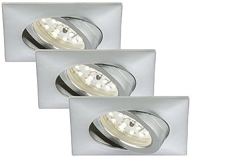 Beliebt Briloner Leuchten, LED Einbauleuchte, Einbaustrahler, LED Strahler PH81