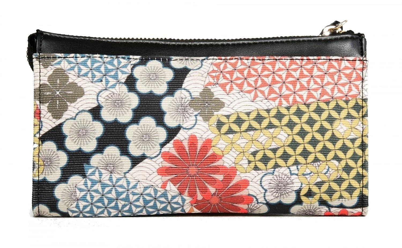 Monedero Angelina Japan Fresn Desigual: Amazon.es: Zapatos y ...