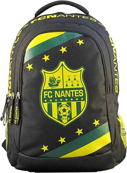 Licence Officielle Sac à Dos FC Nantes Noir Collection FC