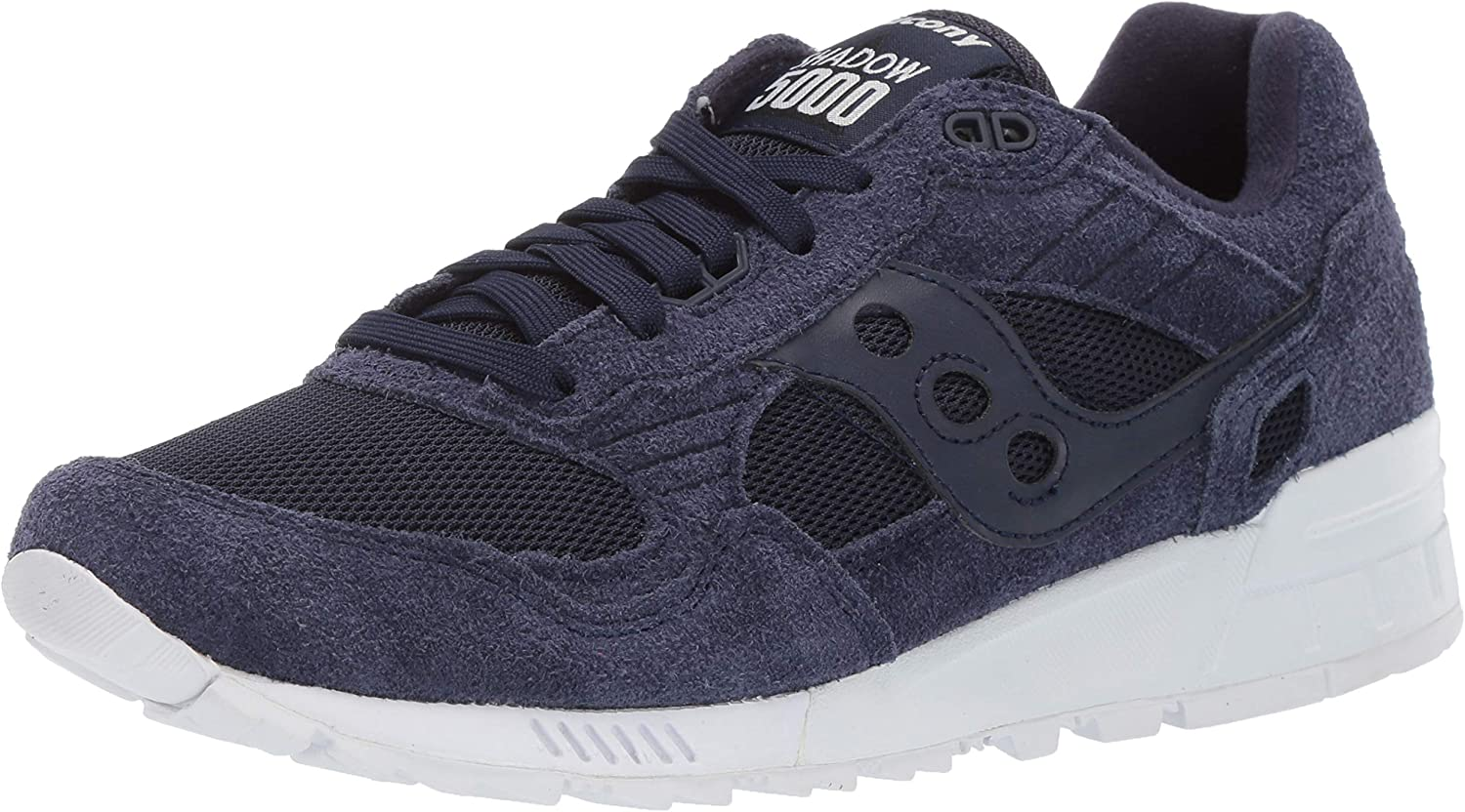 Saucony Originals Men s Shadow 5000 Sneaker, Navy White