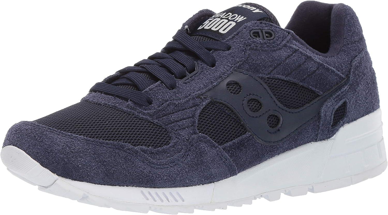 Saucony Originals Men s Shadow 5000 Sneaker, Navy White