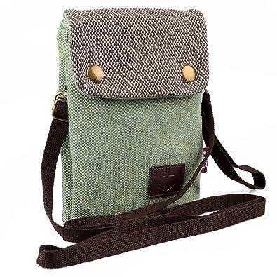 Mopaclle Mädchen klein Bezaubernd Umhängetasche Brieftasche Geldbeutel Handy Taschen für iphone 7 Plus,Samsung Galaxy S8 Plus