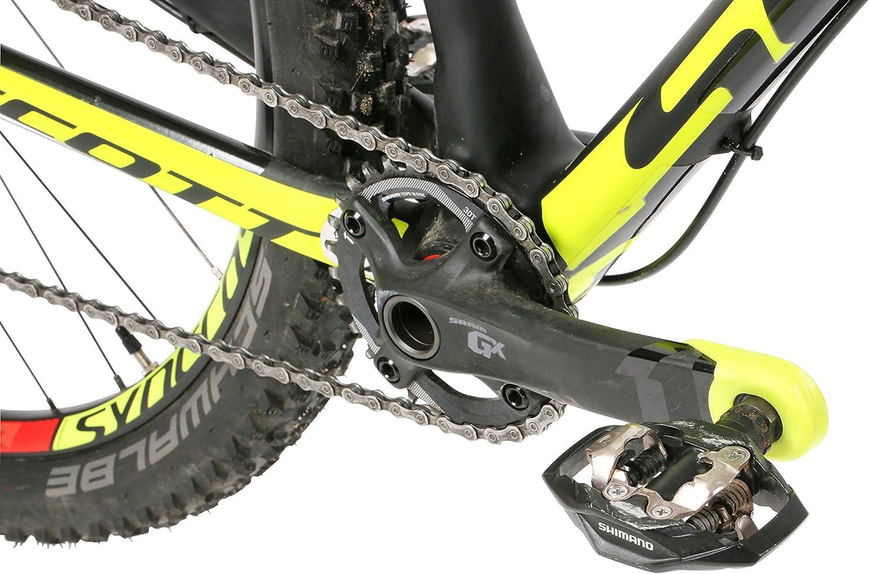 Vélo Manivelle protection Race Face Carbon Crank Boots Jaune