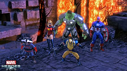 Amazon com: Marvel Heroes 2016 [Download]: Video Games