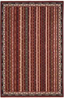 "product image for Capel Salva-Bazaar Burgundy 8' 2"" x 11' 6"" Rectangle Machine Woven Rug"