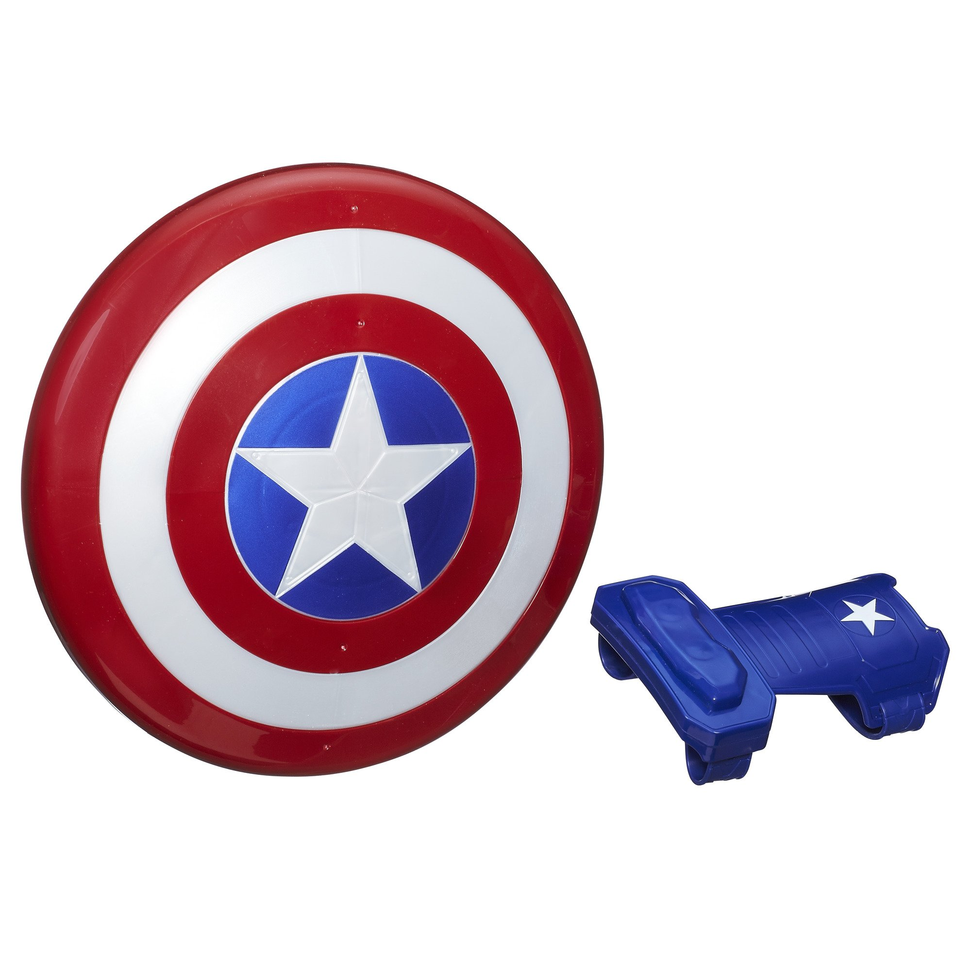 Avengers Marvel Captain America Magnetic Shield & Gauntlet