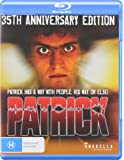 Patrick (1978) (35th Anniversary Edition) Blu-Ray (Region A, B, C)
