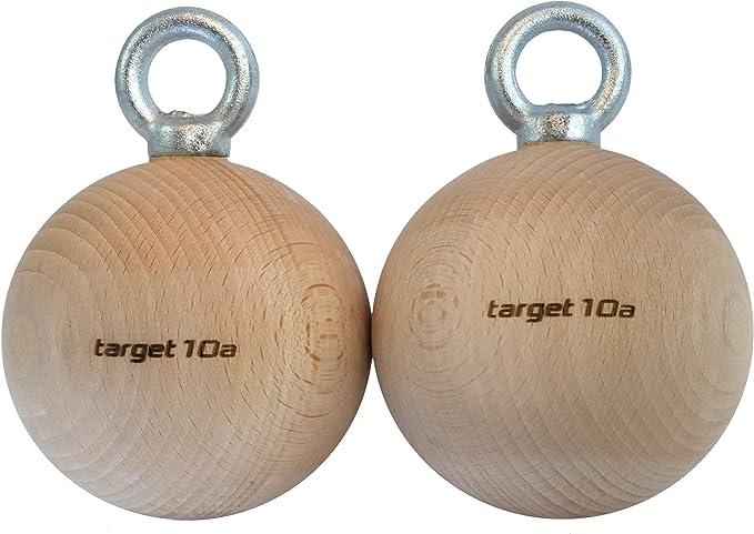 Bolas para entrenamiento de escalada de Target10a