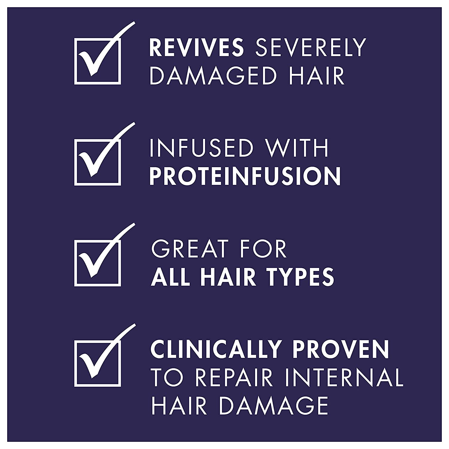 Nexxus Keraphix Shampoo for Damaged Hair With ProteinFusion Keratin Protein, Black Rice, Silicone-Free 33.8 oz : Beauty