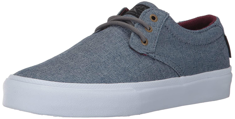 Lakai Daly Skate Shoe B01MZ9GD50 10.5 M US|Denim Textile