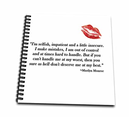 Amazoncom Toryanne Collections Quotes Famous Marilyn Monroe