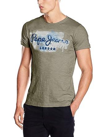 Pepe Jeans Herren T-Shirt Golders  Amazon.de  Bekleidung c48f9cbf69