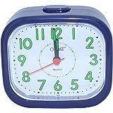 Orpat Beep Alarm Clock (Blue, TBB-127)