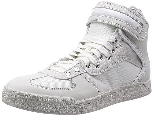 c3b1d7c1ea13ce Diesel Herren Schuhe - S-SEYENE - Y01154 P0592 T1003 - Weiß   White ...