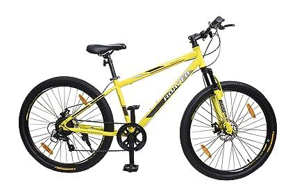 Hercules Roadeo Maverick 27.5T 7 Speed Premium Geared Cycle(Yellow)