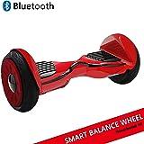 """Dragon Hoverboard con Ruote da 10"""" Monopattino Elettrico Autobilanciato Self Blance Scooter Skateboard Elettrico Smart Self Balance Board Colore Disegno"""