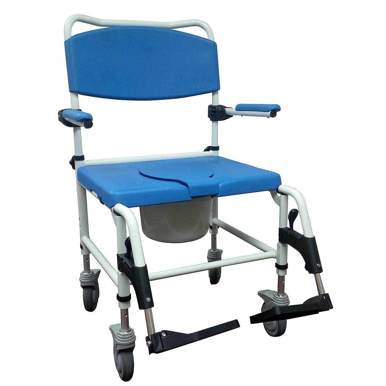 Amazon Drive Medical NRS Bariatric Aluminum Rehab