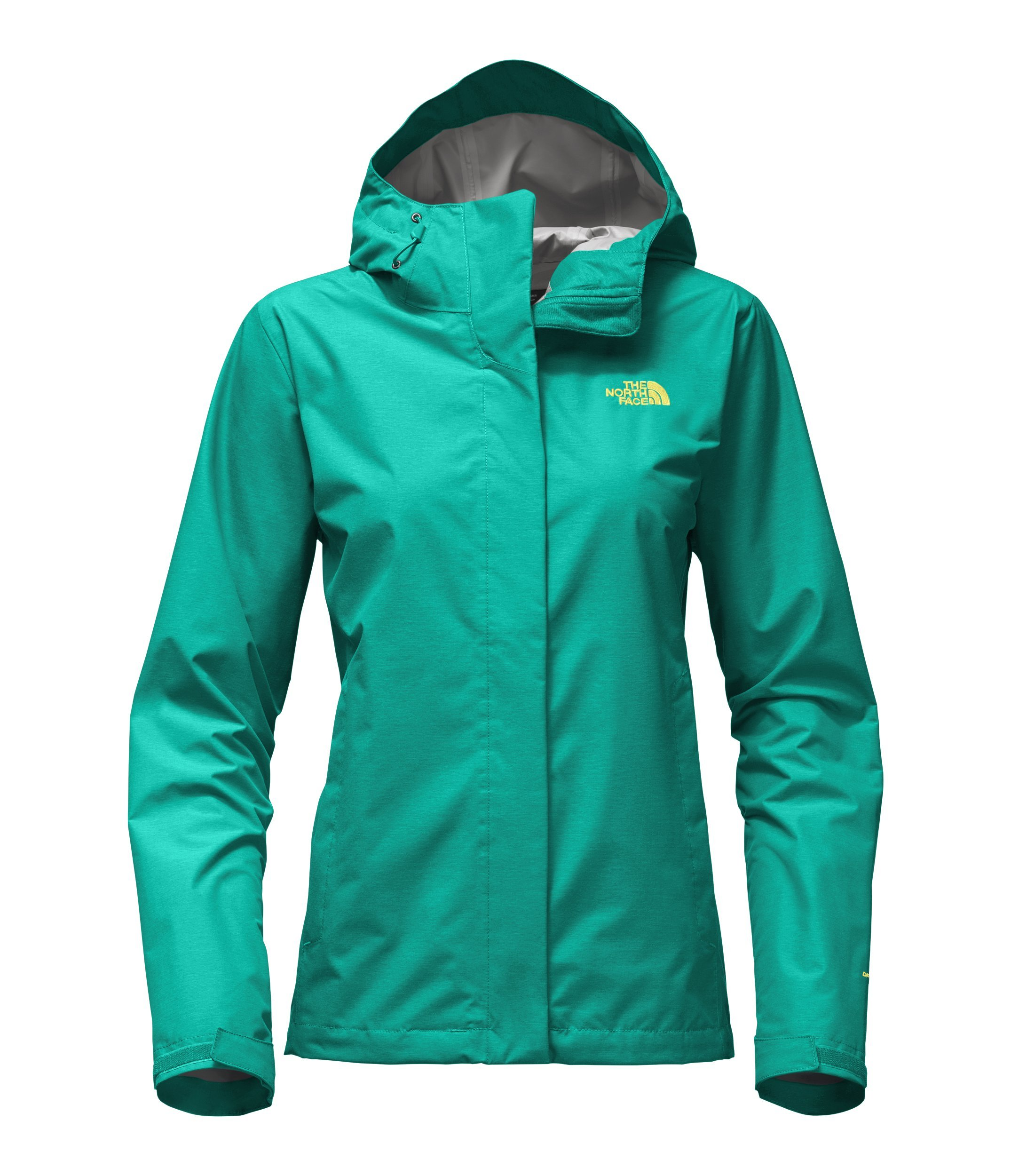 The North Face Women's Venture 2 Jacket Pool Green Heather - S by The North Face