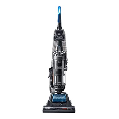BLACK+DECKER BDPSC103 POWERSWIVEL Bagless Upright Vacuum Cleaner - Complete