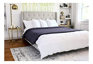 Amazoncom Harmonia Duvet Cover For Weighted Blanket 60x80 Queen