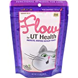 In Clover Flow Soft Chews for Daily Support for UT Health in Cats, Scientifically Formulated with Natural Ingredients for a Healthy Urinary Tract.