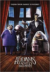 The Addams Family Movie Poster Full Sized 24 x 36 Inch Print (2019) Portrait Color Wall Decor Animation